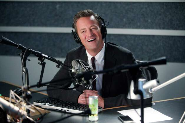 "This undated image released by NBC shows Matthew Perry portraying Ryan King in the pilot episode of ""Go On, "" airs Sept 11, at 8 p.m. on NBC. (AP Photo/NBC, Jordin Althaus) Photo: BE, HONS / NBC"
