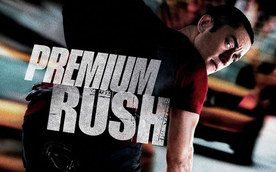 "The new movie, ""Premium Rush,"" is playing in area theaters. Photo: Contributed Photo / Westport News contributed"