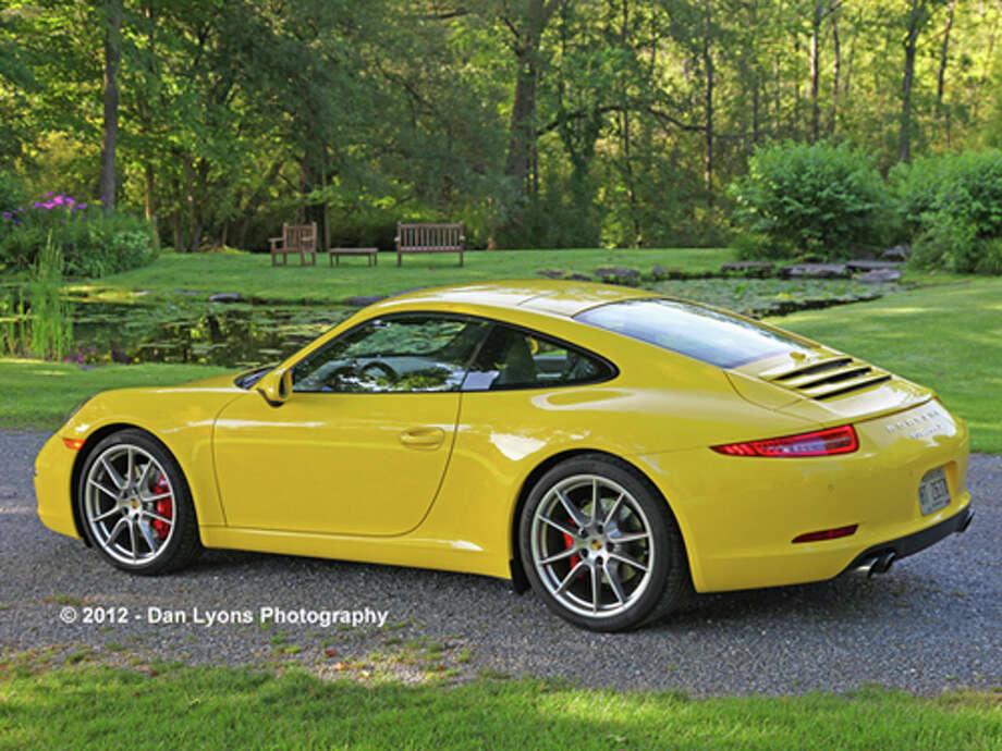 2012 Porsche 911 Carrera S (photo by Dan Lyons) / copyright: Dan Lyons - 2012
