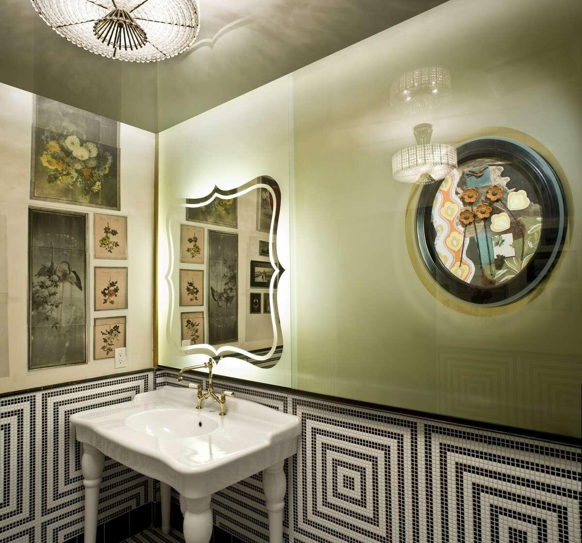 Gitane's restroom. (Photo: Gitane)