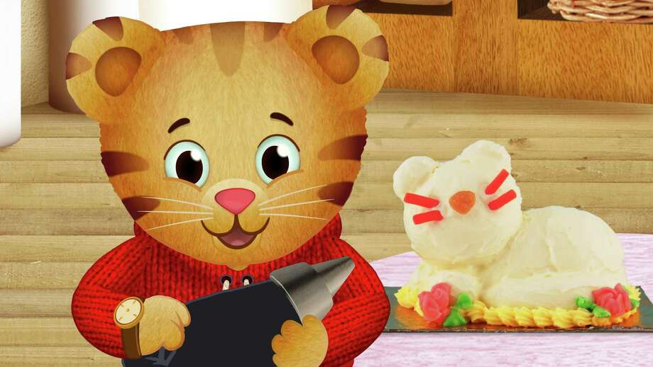 Welcoming Daniel Tiger To The Neighborhood Houston Chronicle