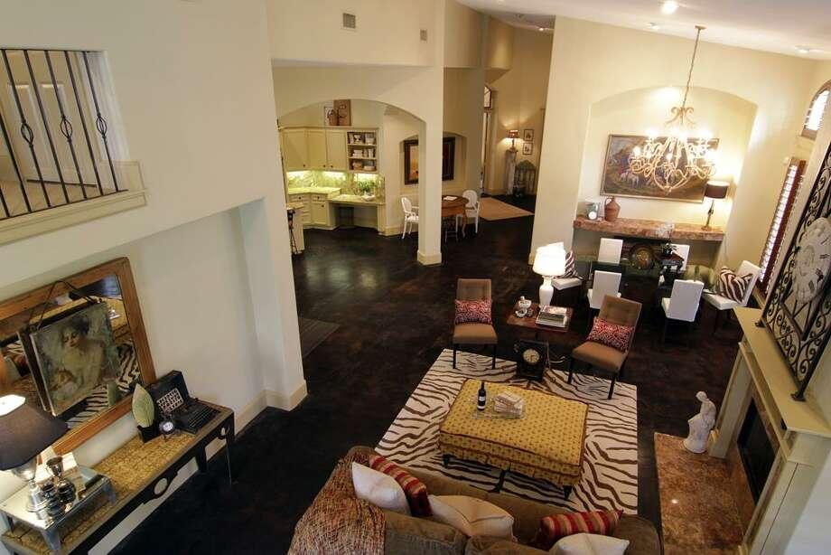 1611 South Boulevard| Greenwood King Properties | Agent: Cathy Blum | 713-524-0888 | Photo: GKP