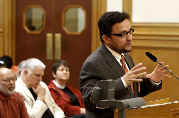 David Campos is running unopposed in District Nine. Photo: Michael Macor, The Chronicle