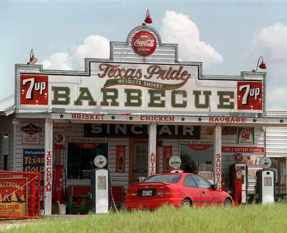 "Texas Pride Barbecue: 2980 E. Loop 1604, Adkins, 210-649-3730. Guy Fieri helped make a batch of beans here on ""Diners, 