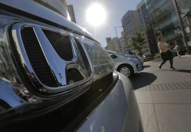 Honda Photo: Itsuo Inouye, Associated Press