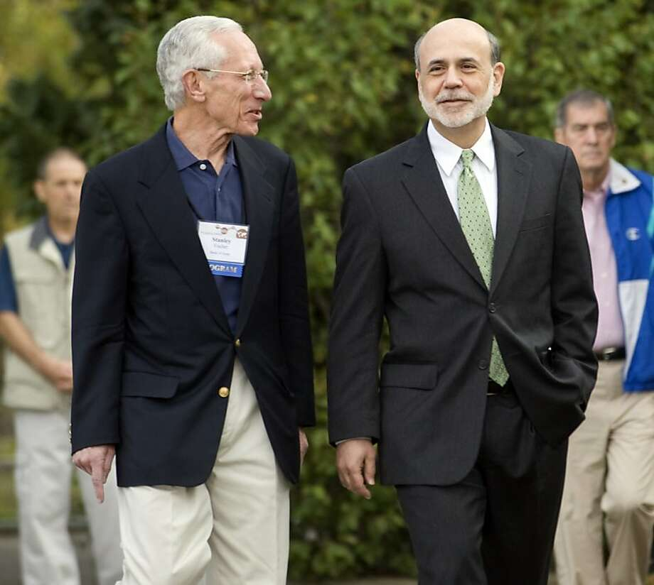 Federal Reserve Chairman Ben Bernanke left his options open. Photo: Price Chambers, Bloomberg