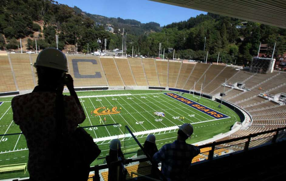 Nearly two years after Cal's last game at Memorial Stadium, the $321 million renovation is complete.