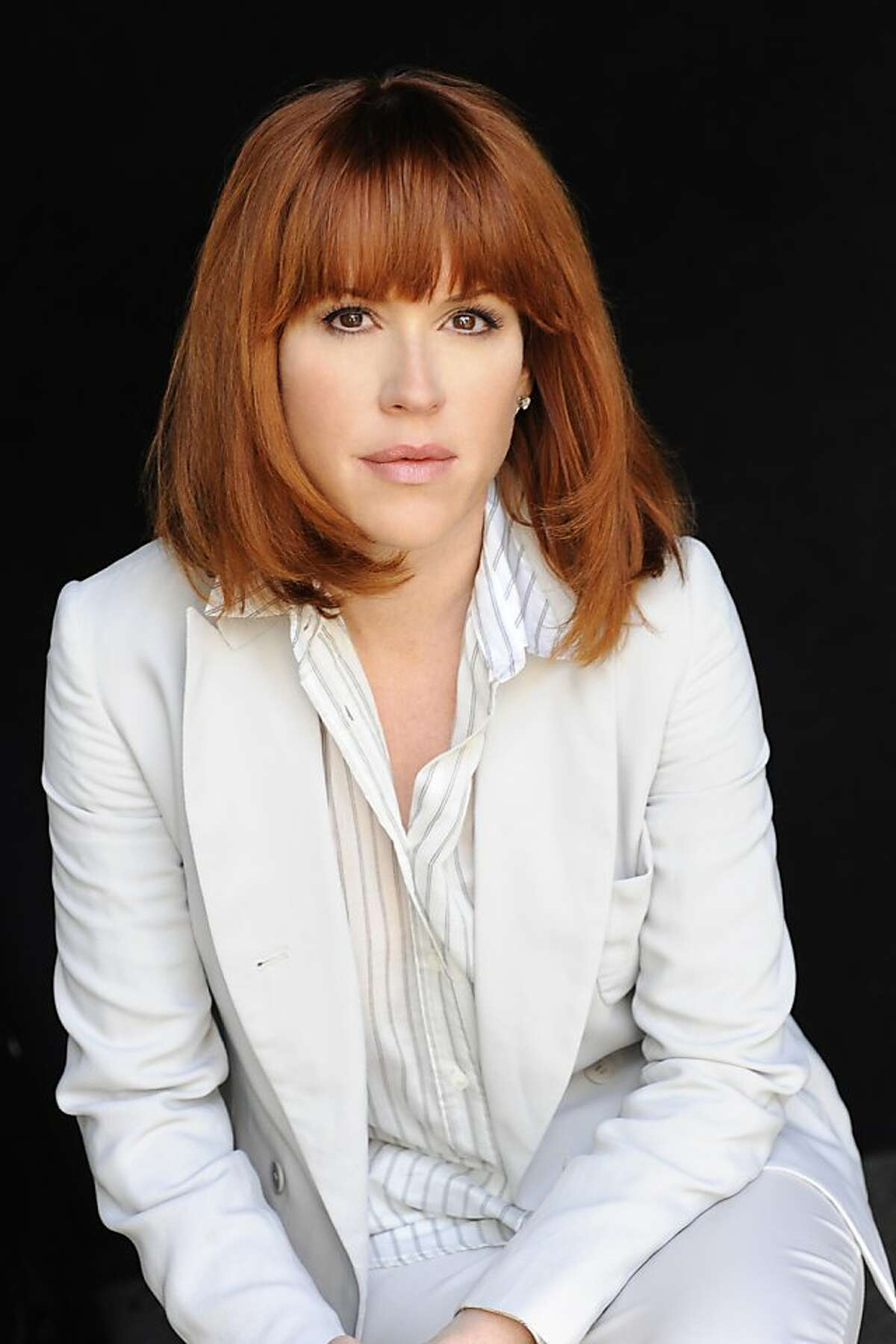 Molly Ringwald's debut novel is