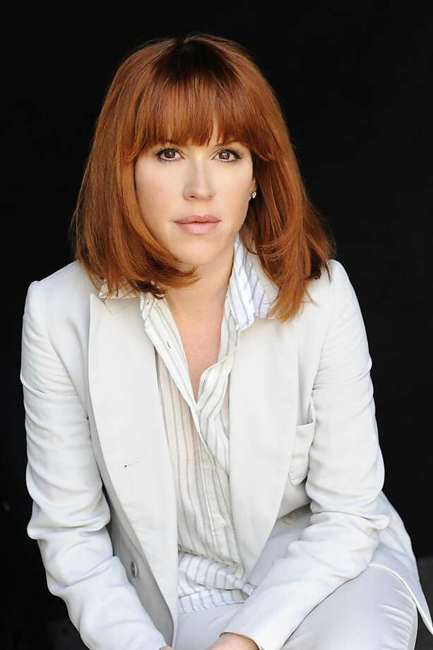 "Molly Ringwald's debut novel is ""When it Happens To You."" Photo: Fergus Greer"