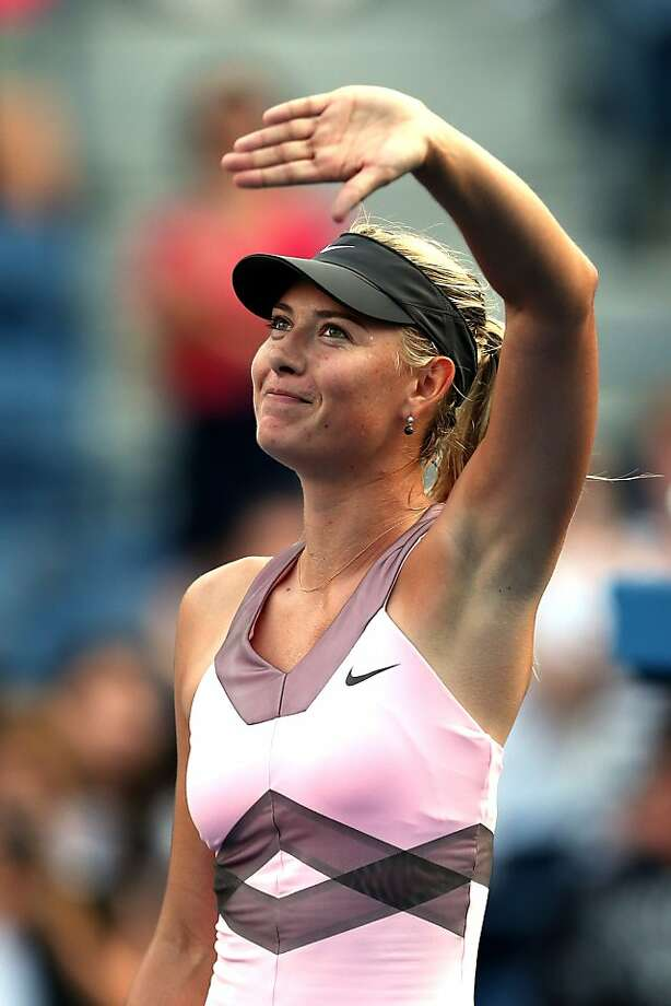 Maria Sharapova Photo: Matthew Stockman, Getty Images