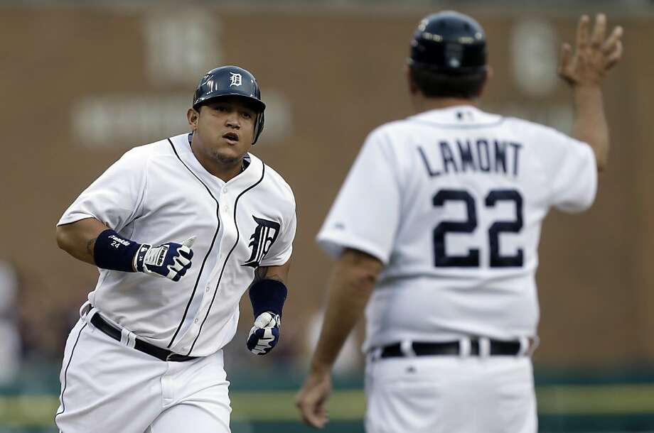 Miguel Cabrera Photo: Paul Sancya, Associated Press