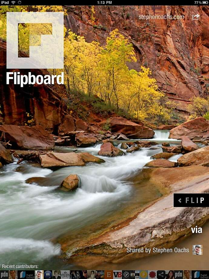 Flipboard adds shopper catalogs just in time. Photo: -, Flipboard