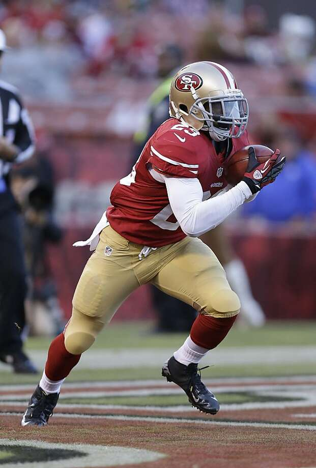 LaMichael James hasn't played in an NFL regular-season game. Photo: Marcio Jose Sanchez, Associated Press