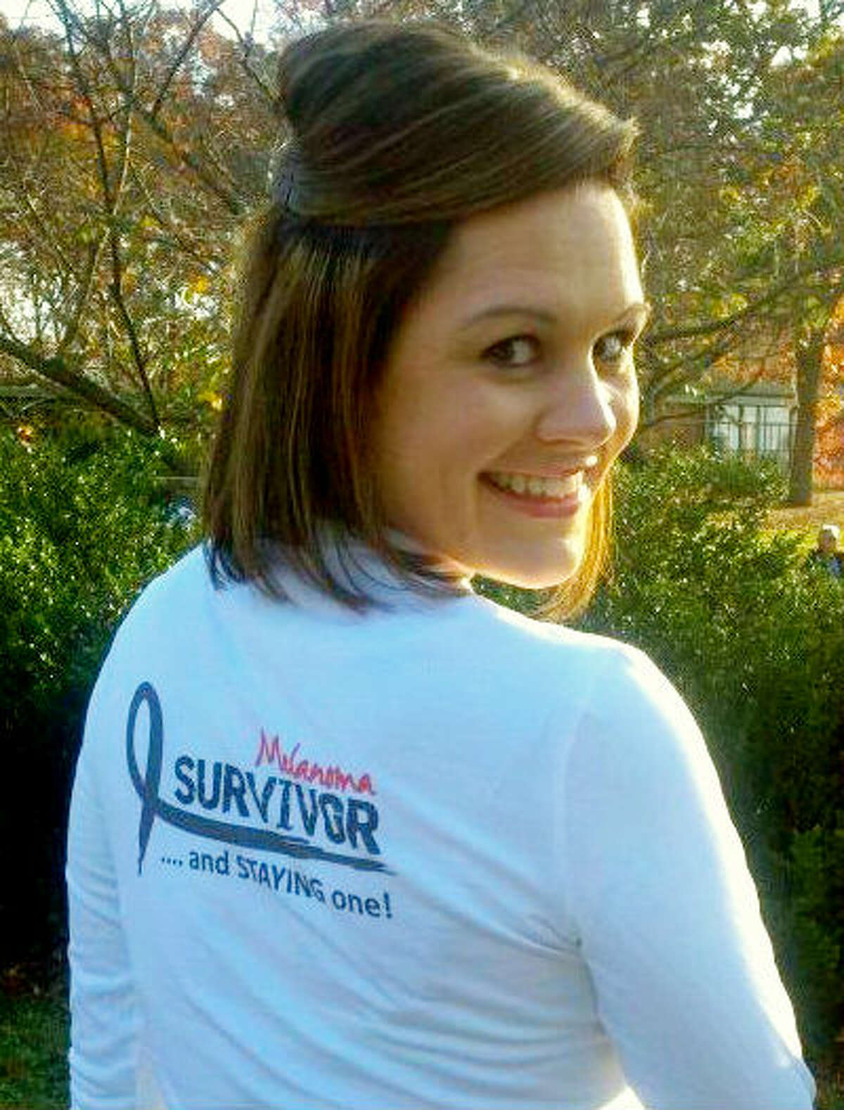 Chelsea Price, a survivor of melanoma. (FairWarning)