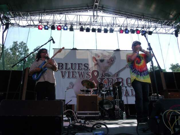 Were you seen downtown at Westport's Blues, Views & Barbeque Festival Saturday afternoon? 9/1/2012 Photo: Todd Tracy / Connecticut Post