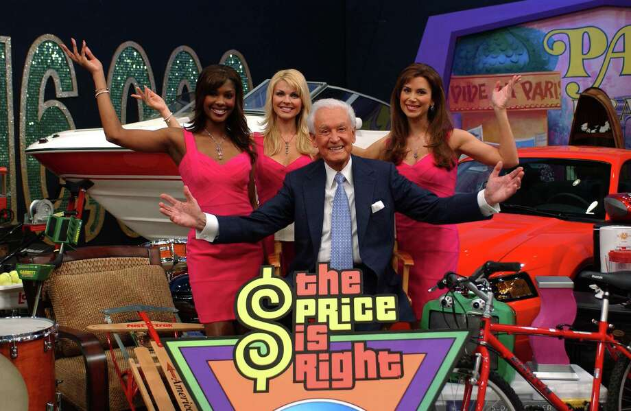 """The Price is Right,"" TV's longest running game show, celebrates its 40th anniversary Tuesday, Sept. 4, 2012. That means generations of Americans have grown up hearing that joyous phrase, ""Come on down!"" Here's a look back. Photo: Amanda Edwards, Getty Images / 2004 Getty Images"