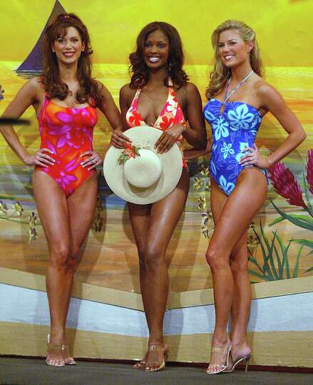 Here S The Barker S Beauties In 2004 Who Are L R Brandi