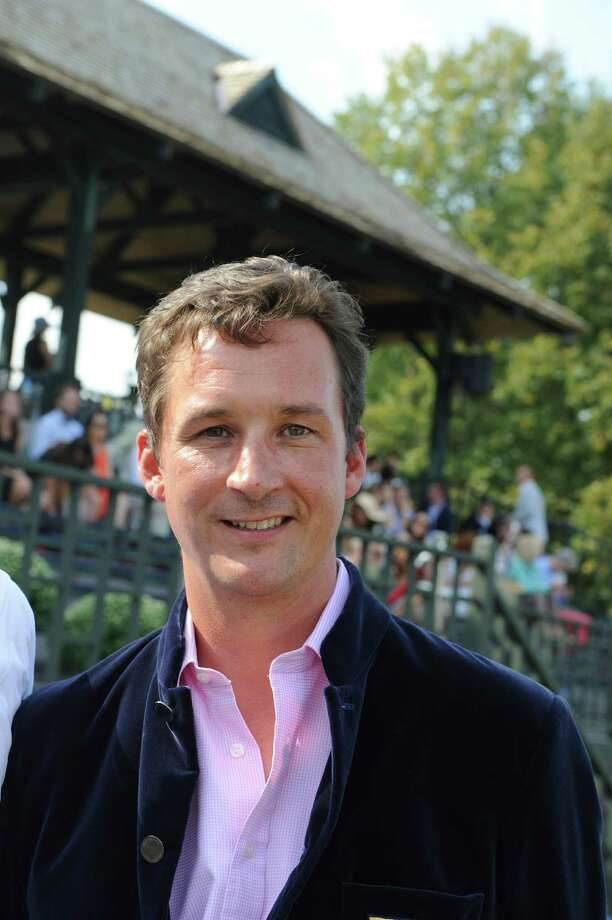 Torquhil Campbell, the Scottish Duke of Argyll, at the Royal Salute Jubilee Cup at the Greenwich Polo Club Sunday, Sept. 2, 2012. The match opened the fall season of the Greenwich Polo Cup. Photo: Helen Neafsey / Greenwich Time