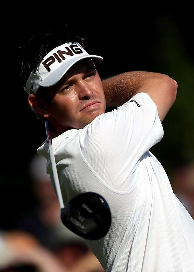 Louis Oosthuizen shot a 29 on the front nine at TPC Boston. Photo: Warren Little, Getty Images