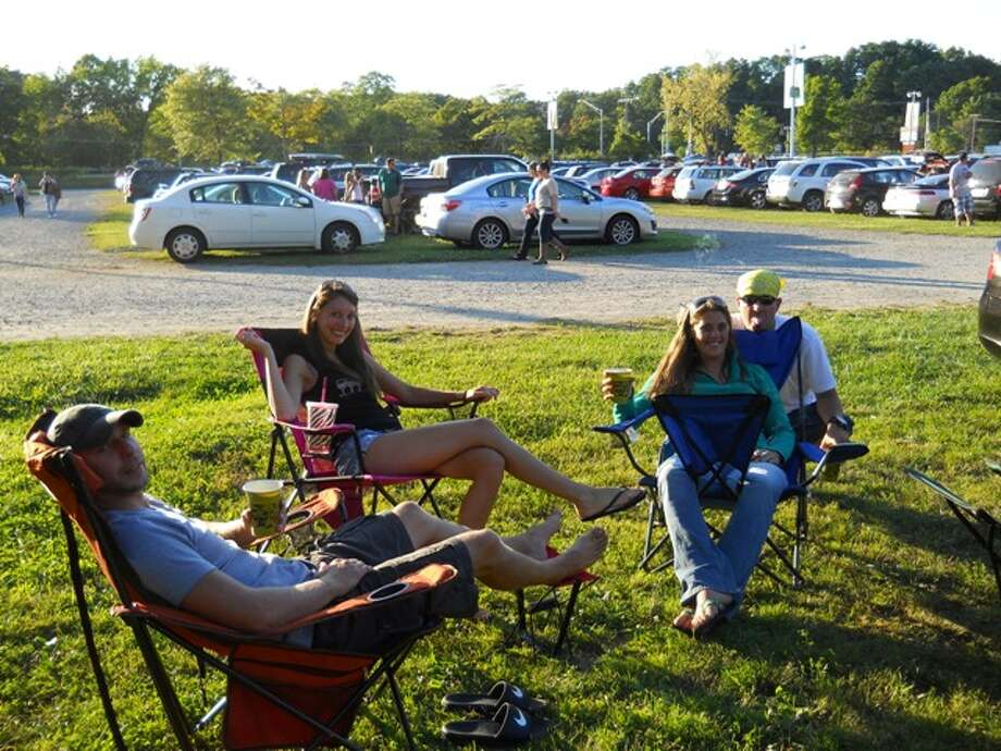 Were you Seen at the Jason Mraz concert at SPAC on Sunday Sept. 2, 2012? Photo: Lauren Mineau