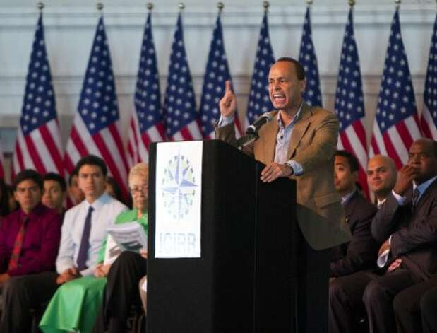 U.S. Rep. Luis Gutiérrez, 49, Illinois (Sitthixay Ditthavong / Associated Press)