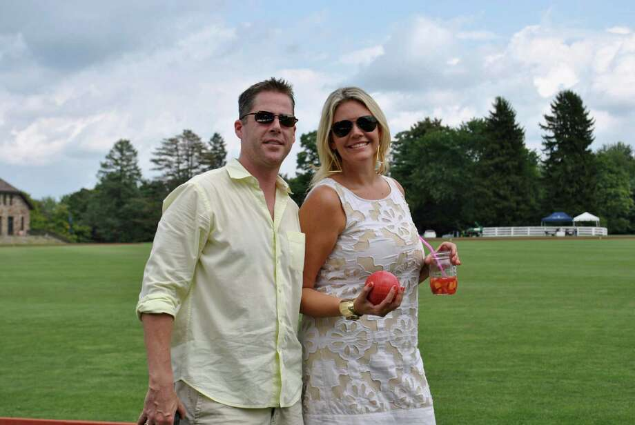 Were you seen at the Greenwich polo match on September 2? Photo: Lauren Stevens/Hearst Media Group