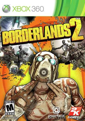 "Box art for ""Borderlands 2."" Photo: Handout"