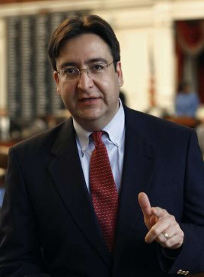 State Rep. Pete Gallego, 51, Texas (HARRY CABLUCK / AP)