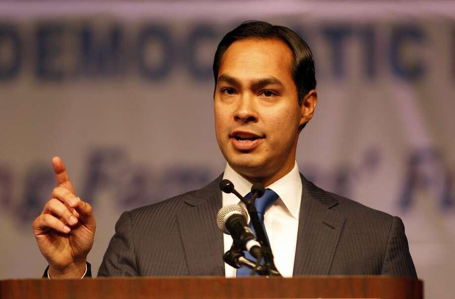 San Antonio Mayor Julián Castro, 37, Democrat, Texas (James Nielsen / Houston Chronicle)