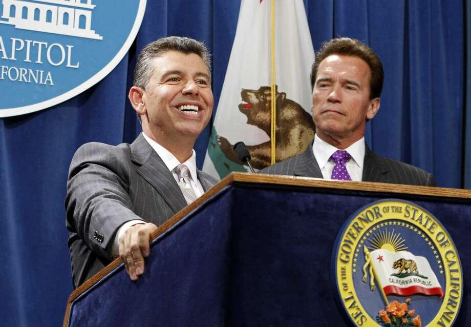 Former Lieutenant Governor Abel Maldonado, 45, Republican, California (Rich Pedroncelli / AP)