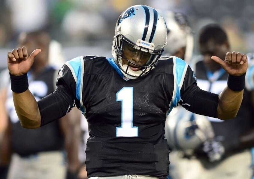 19. Panthers: If QB Cam Newton picks up where he left off as a rookie and the defense improve