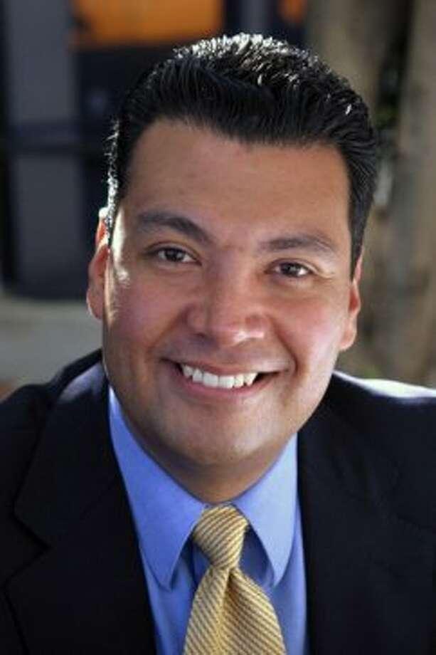 """State Sen. Alejandro """"Alex"""" Padilla, 39, California."""