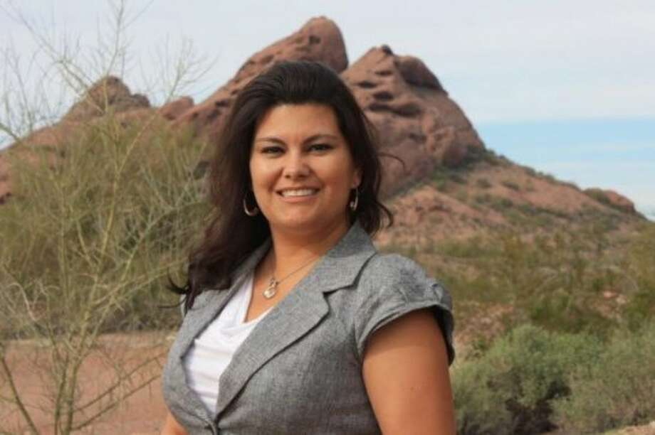 Legislative candidate Emily Verdugo, 33, Arizona.