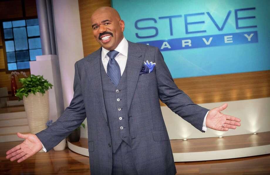 Steve Harvey,TV and radio personality, age 57:$30 million (est.)Source:Parade Photo: Chuck Hodes / 2012 NBCUniversal Media, LLC