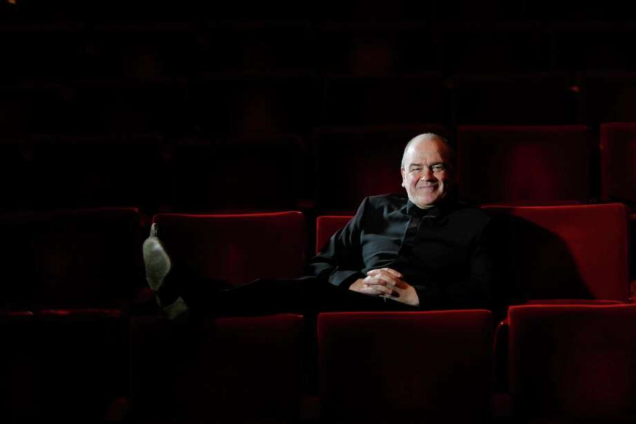 Hans Graf, who has led the Houston Symphony since 2001, begins his farewell season this week. Photo: Mayra Beltran / © 2012 Houston Chronicle