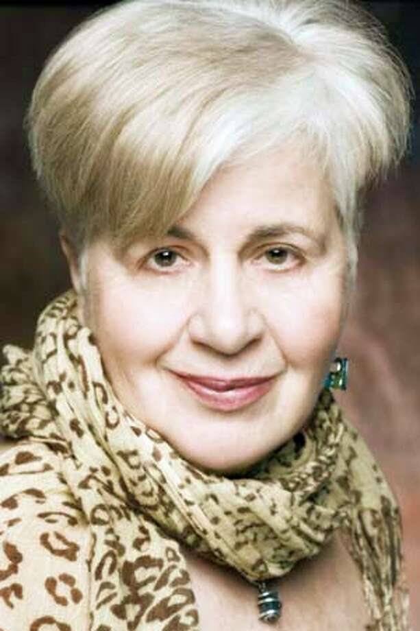 "Julia Soto Lebentritt, of Troy, author of ""As Long As You Sing, I'll Dance,"" a book that helps caregivers connect with people with dementia. (Photo courtesy of Lebentritt) Photo: Unknown"