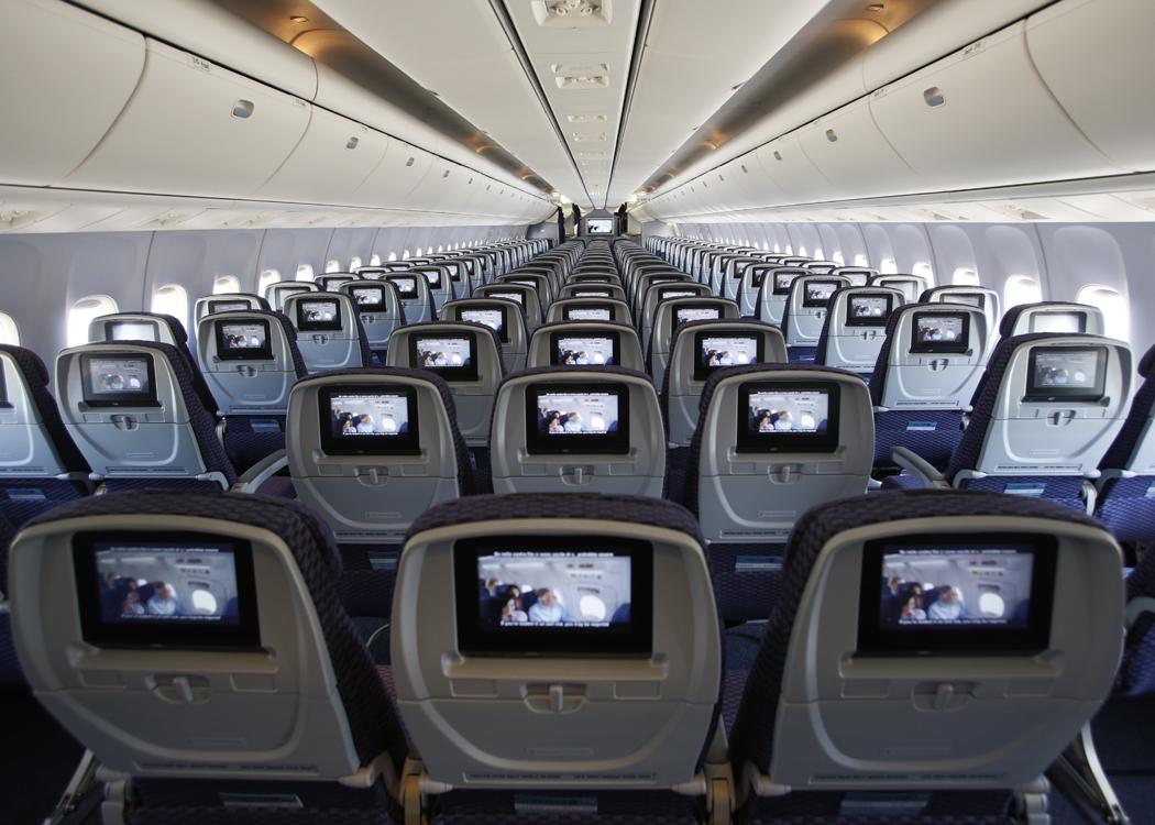 Thinner Seats Same Legroom At United Houston Chronicle