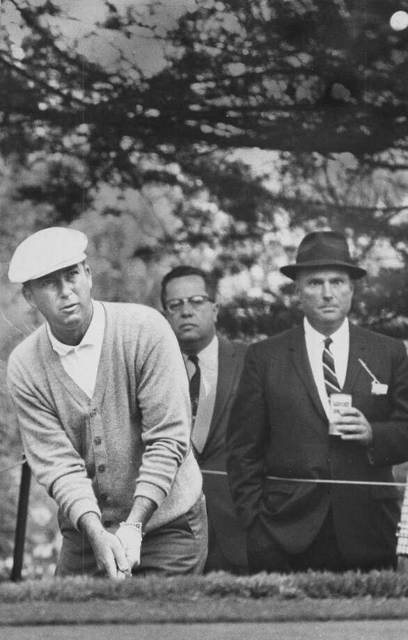 Fellow Lincoln High grad (class of '49) Ken Venturi won the U.S. Open in 1964 and didn't retire until 2002.