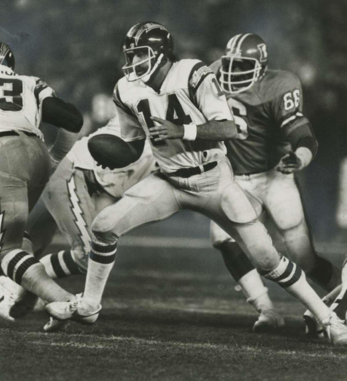 Dan Fouts, Saint Ignatius, 1969, NFL Hall of Fame quarterback. (Courtesy photo / )