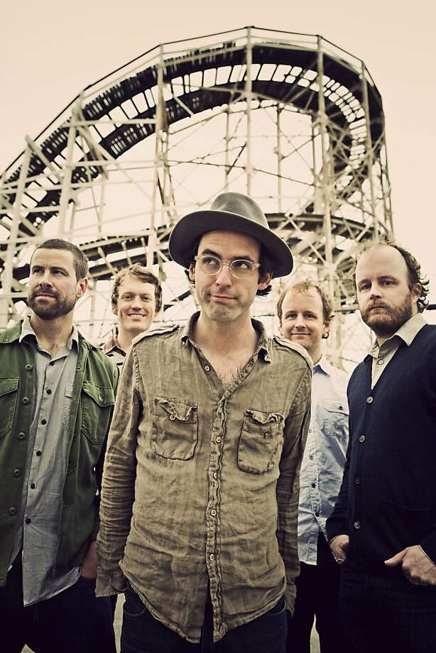 Clap Your Hands Say Yeah will play Friday at the Greek Theatre. Photo: Pieter Van Hattem