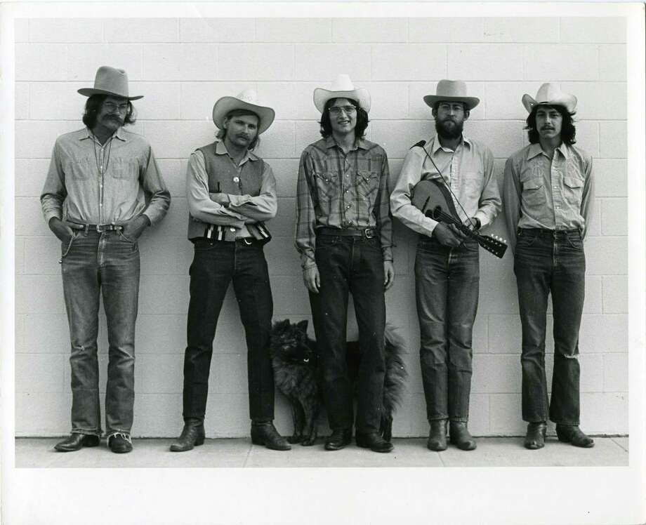 "The Flatlanders' ""new"" album was stashed in a closet for 35 years. Photo: New West Records"