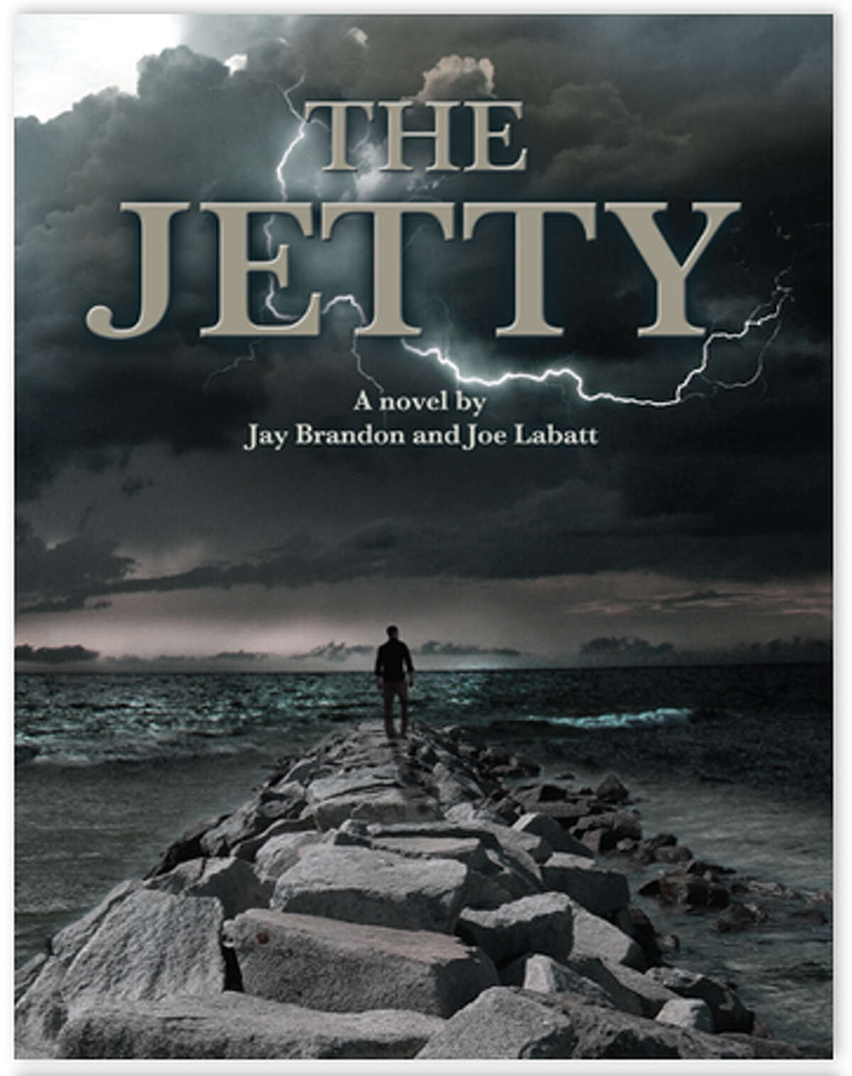 """""""The Jetty,"""" written by local authors Jay Brandon and Joe Labatt, is a ghost story set in Port Aransas."""