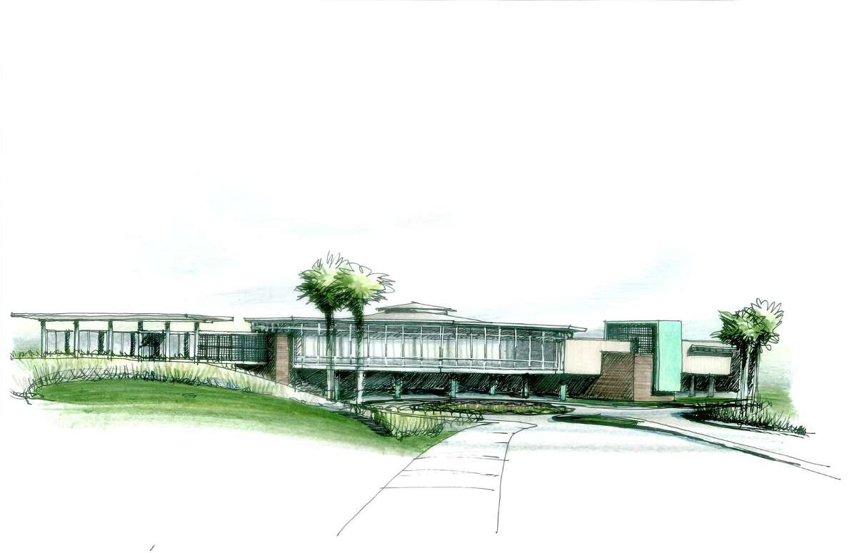 Officials scheduled a Sept. 5 groundbreaking to mark construction of a new Sylvan Beach Pavilion as presented in this rendering.