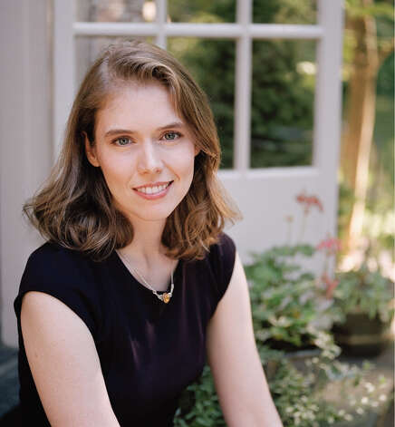 "Madeline Miller will be talking about her novel ""The Song of Achilles"" in New Haven on Sept. 12 and in Greenwich on Nov. 1. Photo: Contributed Photo"