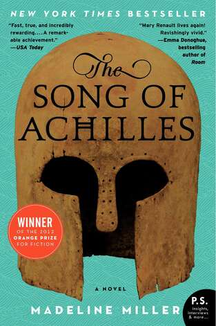 "Madeline Miller's contemporary take on ""The Illiad"" - ""The Song of Achilles"" - won her the Orange Prize for Fiction. The author will be doing events in New Haven on Sept. 12 and Greenwich on Nov. 1. Photo: Contributed Photo"