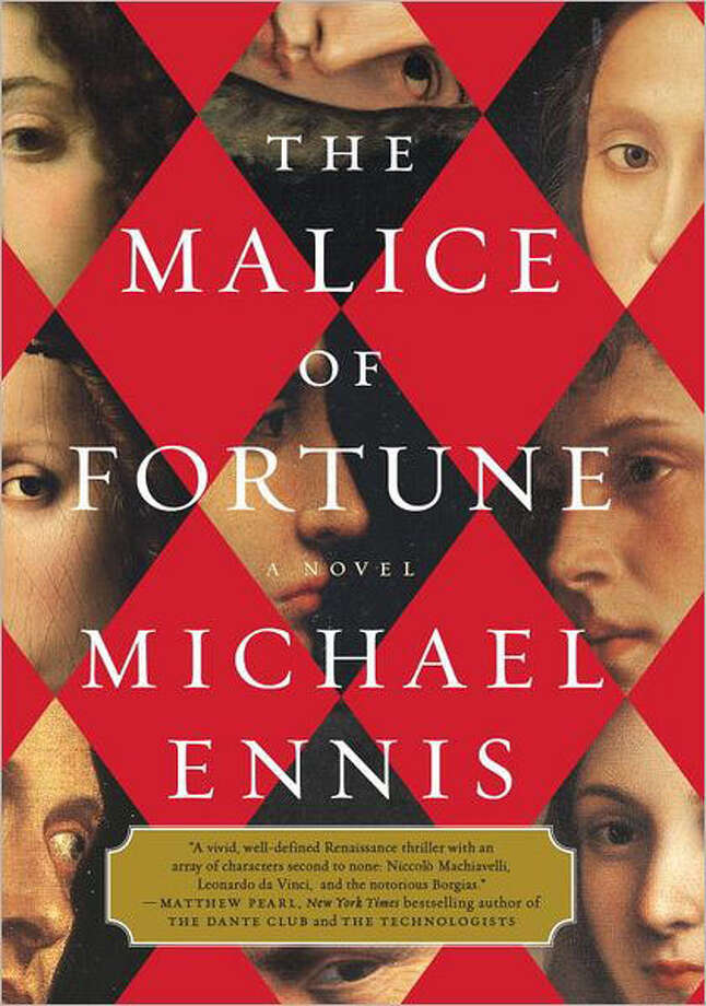 """The Malice of Fortune"" by Michael Ennis"