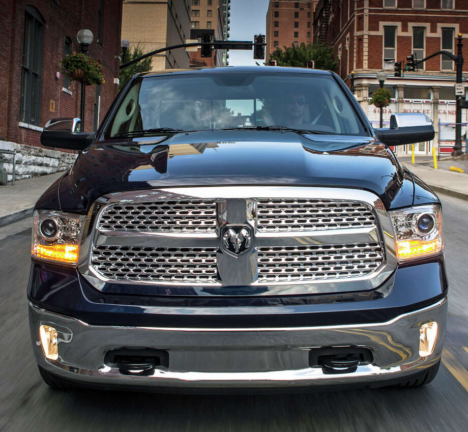 The Chrysler Ram 1500 light-duty pickup line has gotten a makeover for 2013, bringing some cool new technology and boosting fuel efficiency. Photo: Chrysler Group LLC