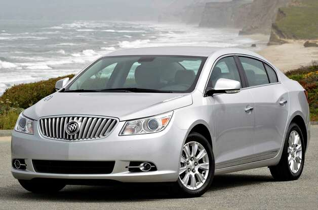 The Buick LaCrosse returns for 2013 with just a few changes, including making the IntelliLink system standard on all LaCrosse models and replacing hydraulic power steering with more efficient electric power steering on certain models. It remains a smart, comfortable, stylish and well-performing premium sedan that has a much broader appeal than most of the Buicks of the past. Photo: General Motors Co.
