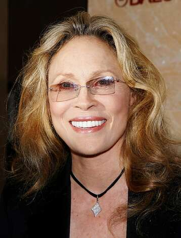 Faye Dunaway, despite her image, appeared charming, giving and smart in person. Photo: File Photo, Getty Images