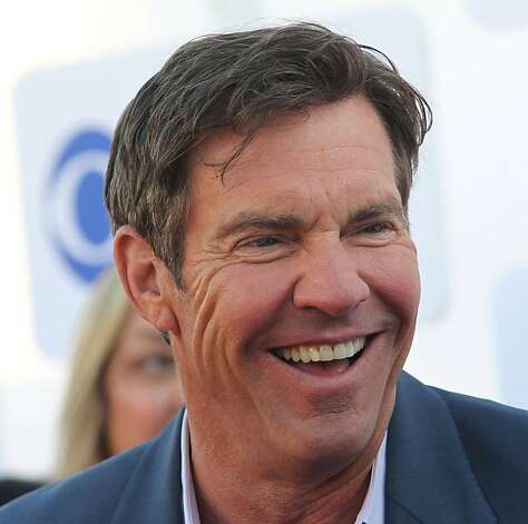 Dennis Quaid might talk about ex-wife Meg Ryan - if you say you're not interested. Photo: Frederick M. Brown, Getty Images
